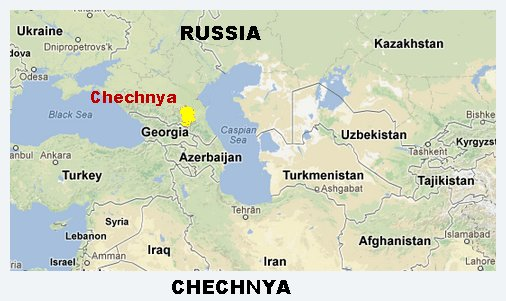 Chechnya